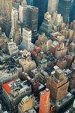 New York City street Royalty Free Stock Images