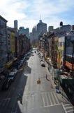 New York City Street Stock Photos