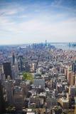 New York City Street scene Royalty Free Stock Photography