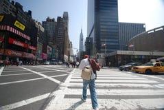 New York City streets Royalty Free Stock Image