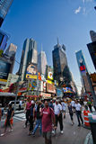 New York City streets Stock Images