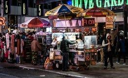 New York city. Streets of New York city ,Broadway Royalty Free Stock Photo