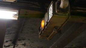 New York City Subway Signal Royalty Free Stock Images
