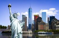 New york city symbols Stock Photos