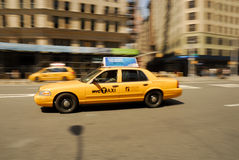 New York City Taxi Stock Photos