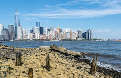 New York City on 4th of July 201 Royalty Free Stock Photography