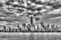 New York City on 4th of July 201 Stock Photos