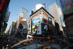 New York City times square Royalty Free Stock Photos