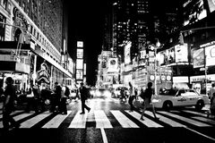 New York City - Times Square Imagem de Stock Royalty Free