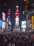 NEW YORK CITY - Times Square Imagem de Stock