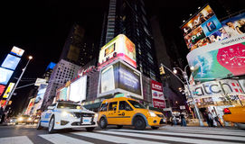 NEW YORK CITY - Times Square Royalty Free Stock Photography
