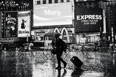 New York City - Times Square Stock Photography