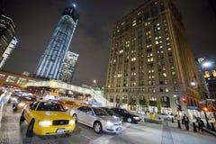 NEW YORK CITY - torre de la libertad Foto de archivo libre de regalías