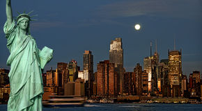New york city tourism concept Royalty Free Stock Photo