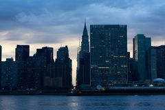 New York City United Nations HQ Royalty Free Stock Image
