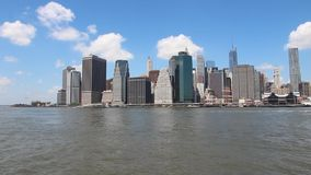 New York City stock video footage
