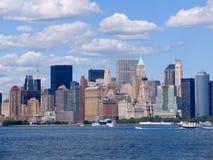 New York City USA Royaltyfria Foton