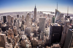 New York City in the USA Stock Photography