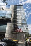 Time Warner Center in Manhattan, New York City, USA royalty free stock photography