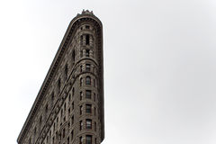 NEW YORK CITY, USA, SEPTEMBER 2013 - Historic Flatiron Building Royalty Free Stock Image