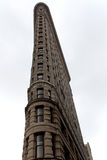NEW YORK CITY, USA, SEPTEMBER 2013 - Historic Flatiron Building Royalty Free Stock Images
