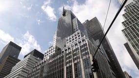 New York City USA stock video
