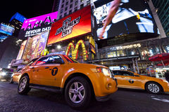 New York City, USA -  Times Square Stock Images