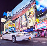 NEW YORK CITY, USA-Times Square Stock Images