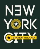 New York City vektorbild royaltyfri illustrationer