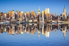 New York City View Royalty Free Stock Image