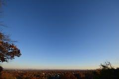 New York City, vista larga NJ NY Fotografia de Stock Royalty Free