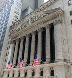 New York City Wall Street Royalty Free Stock Photography