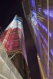 NEW YORK CITY World Trade Center-Freedom tower Royalty Free Stock Image