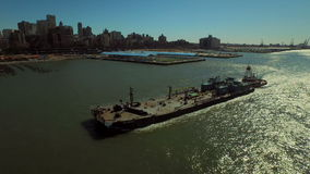 New- York Cityantenne stock video