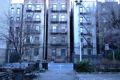 New- York Cityarchitektur Lizenzfreies Stockbild