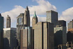 New- York Cityarchitektur Stockfoto