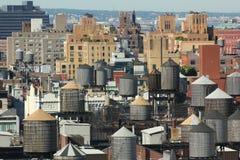 New- York Citydächer 3 Lizenzfreies Stockbild