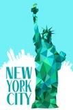 New- York Cityfreiheitsstatue Stockbild