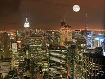 New- York Citymidtown-Skyline Lizenzfreies Stockbild