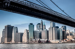 New York Cityscape Royalty Free Stock Photo