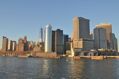 New York cityscape, NYC. Royalty Free Stock Photos