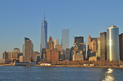 New York cityscape, NYC. Stock Images