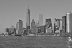New York cityscape, NYC. Royalty Free Stock Photography