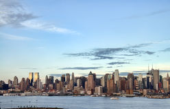 New york cityscape skyline, usa Royalty Free Stock Photography