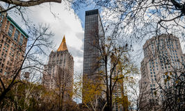 New York Cityscape Stock Images