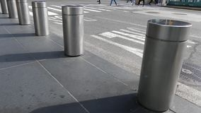 New- York Cityschiffspoller stock footage