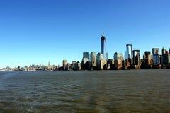 New- York CitySkyline Lizenzfreies Stockbild