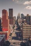 New- York Citystraßen lizenzfreies stockbild