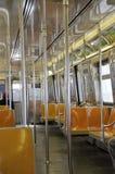 New- York Cityuntergrundbahn Stockfotografie
