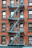 New- York Citywohnung Stockfoto